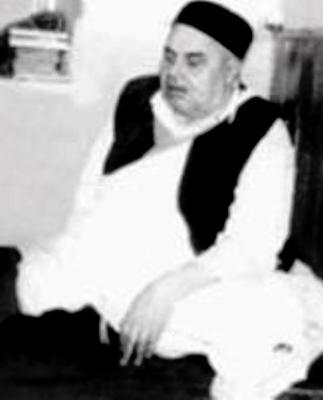 الشيخ عمر الجنزوري رحمه الله